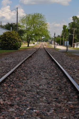 Railroad in Loris SC