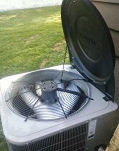 Kool Kap One Hour Heating and Air Conditioning for Heat Pump